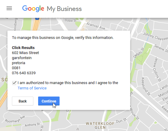 google my business listings II
