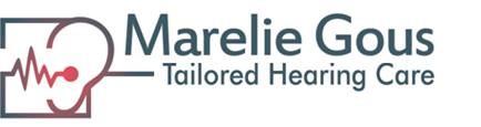 marelie gous audiology logo