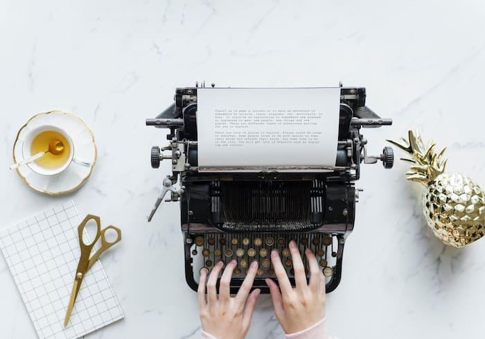 writer position at digital marketing agency